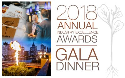 2018 Annual Industry Excellence Awards Gala Dinner