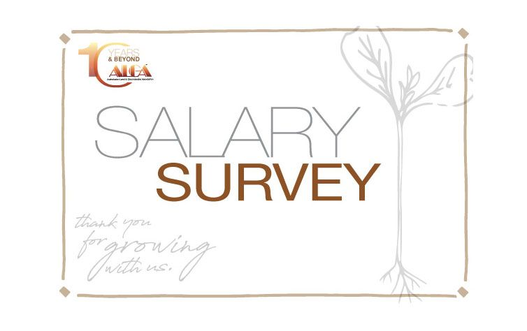 ALGA Salary Survey