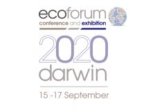 The Kevinator - Our Ecoforum 2020 Conference Chair speaks on the awesomness of Darwin!
